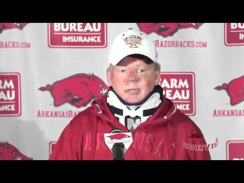 Bobby Petrino Lies About Motorcycle Accident