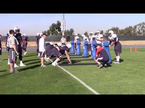 Auburn practice video 1-2-14