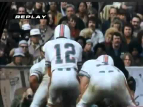 """Raiders v Dolphins 1974 """"Sea of Hands"""" edit"""