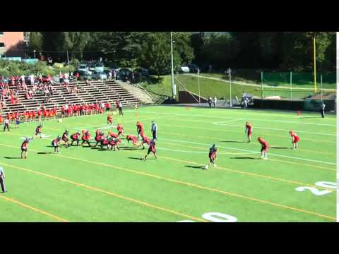 NM-finalen 2014: Last TD in the game