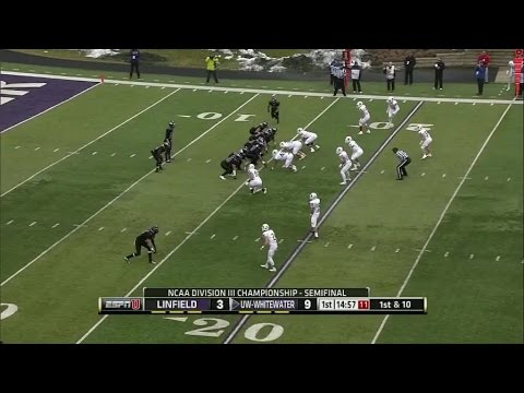 2014 Linfield at Wisconsin-Whitewater