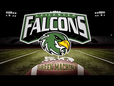 Leicester Falcons - Green Machine