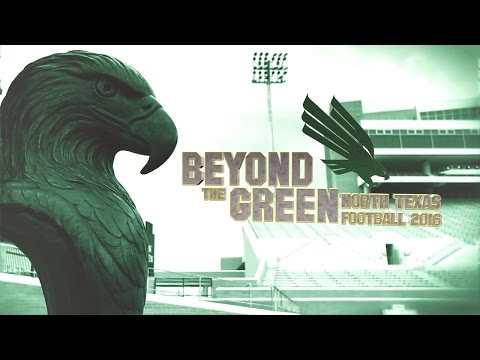 North Texas Football: Beyond The Green S3 E12 Part 1