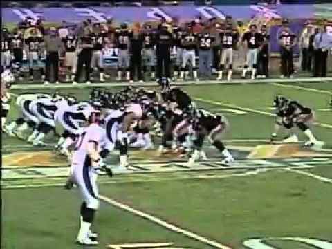 1999 Super Bowl XXXIII Broncos 34 vs Falcons 19