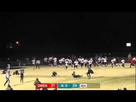Owensboro vs. North Oldham FINAL PLAY: 2014 Bluegrass Miracle