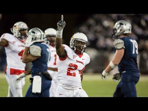 FCS Championship: Illinois State Redbirds Arrival