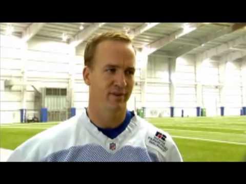 Peyton Manning's Secret Language for Play Calling