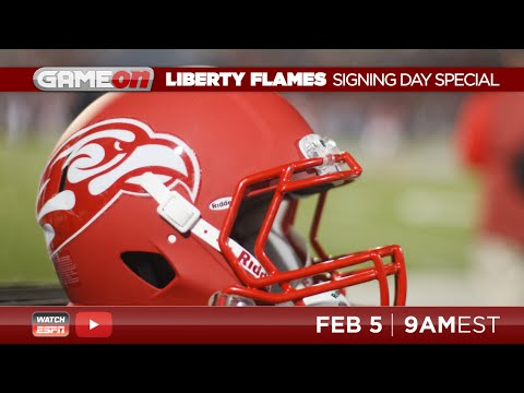 2015 Liberty Football Signing Day Special