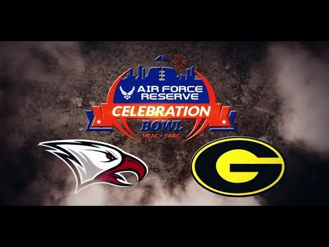 2016 Celebration Bowl: North Carolina Central vs Grambling State