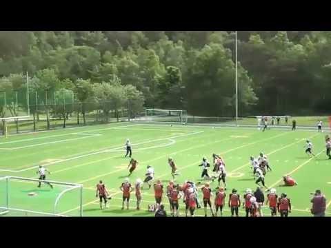Kvartfinale Åsane Seahawks vs Lura Bulls