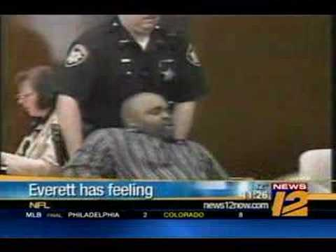 Kevin Everett recovery update - News 12 Blooper #11