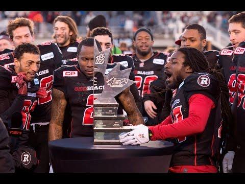 Ottawa 35 vs. Hamilton 28   Eastern Final Recap