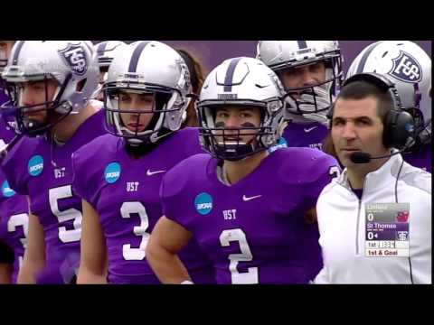 2015 DIII Semifinal: Linfield at St Thomas (MN)