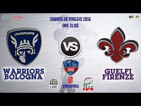 Warriors Bologna vs Guelfi Firenze