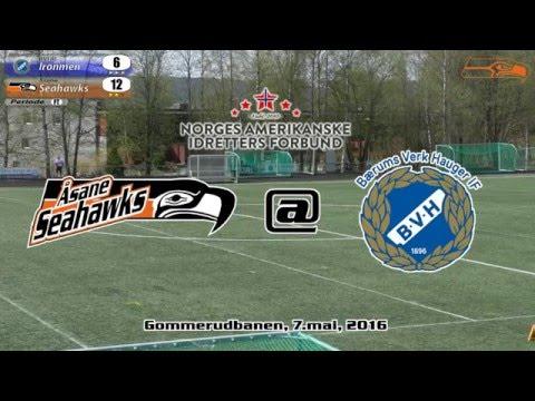 Football U17: Åsane Seahawks @ BVHIF Ironmen