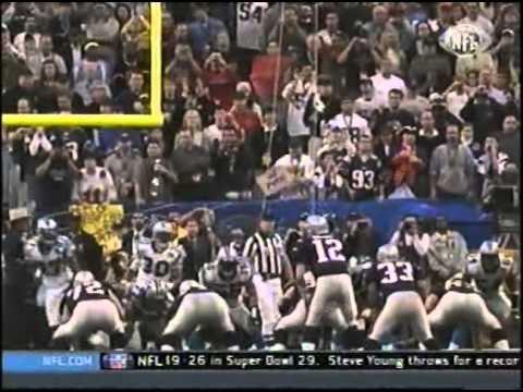 Super Bowl XXXVIII New England 32 Carolina 29