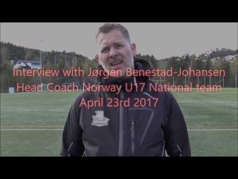 Interview with Jørgen Benestad Johansen April 23rd 2017