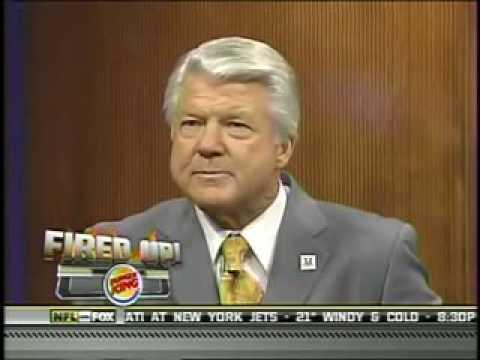 Jimmy Johnson on Bounty Bowl