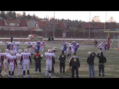 2012-04-14 Uppsala 86ers vs Vålerenga Trolls