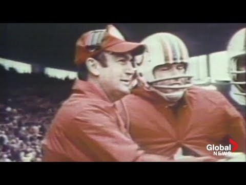 100 years of Grey Cup history