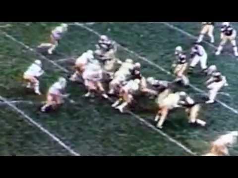 1975 Northern Michigan University Football National Champion highlights by Randy Awrey