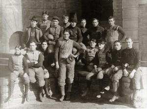1896-utgaven av Michigan Wolverines
