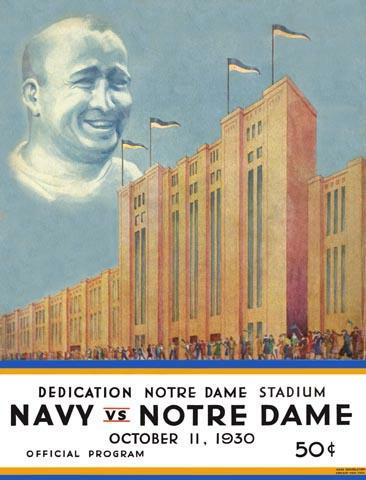 1930_Notre-Dame_vs_Navy