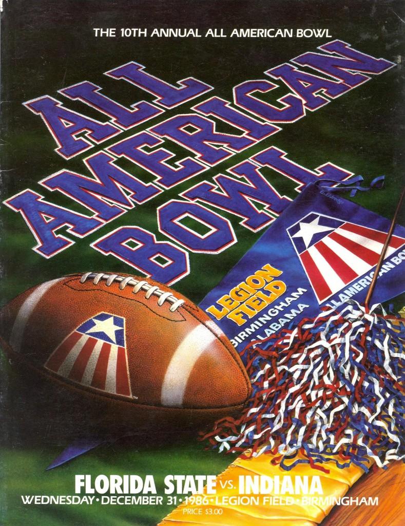 All American Bowl 1986