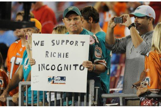 We support Incognito