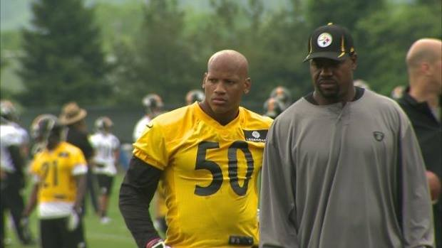 Bilde 04 - Shazier Steelers