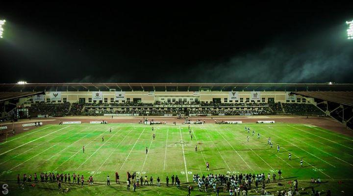 EFLI februar 2014 - stadion med ca 4000