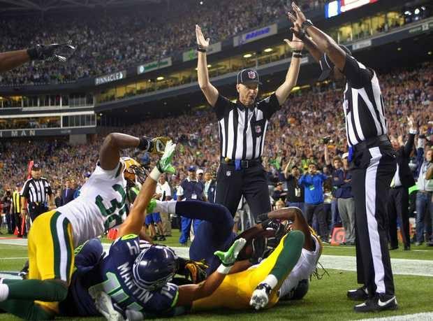 Bilde 08 - Packers og Seahawks