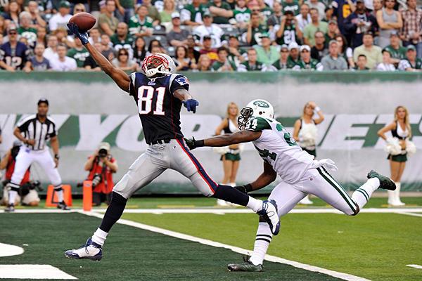 Randy Moss NE Patriots