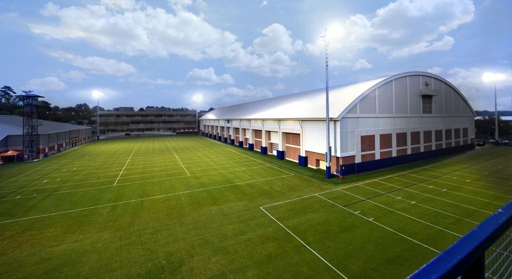 Auburn outdoor facility