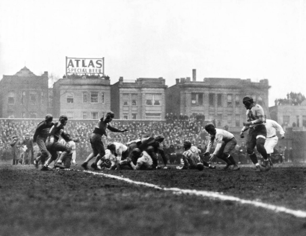 Bears Are 1933 NFL Champions