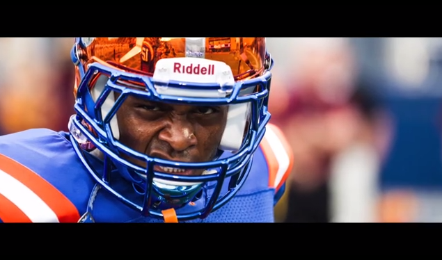 Bishop Gorman warface