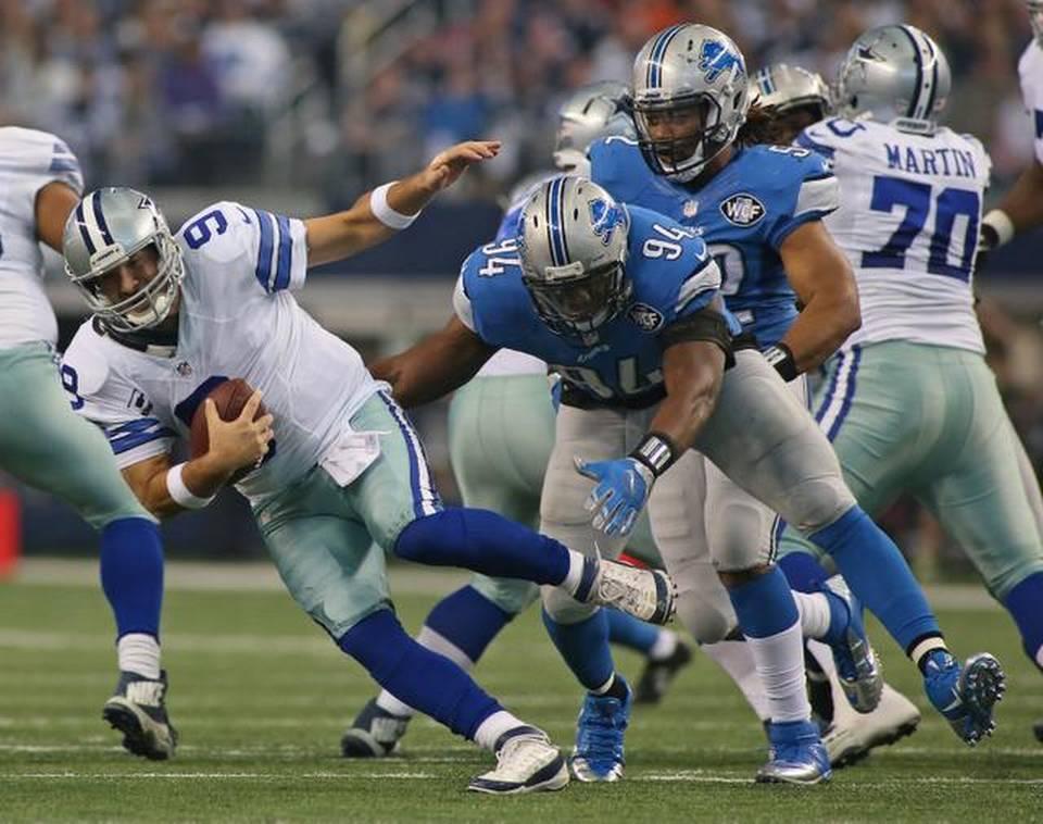 Lions' forsvarslinje viste frem hvorfor de er blant de beste i ligaen ved flere anledninger i går