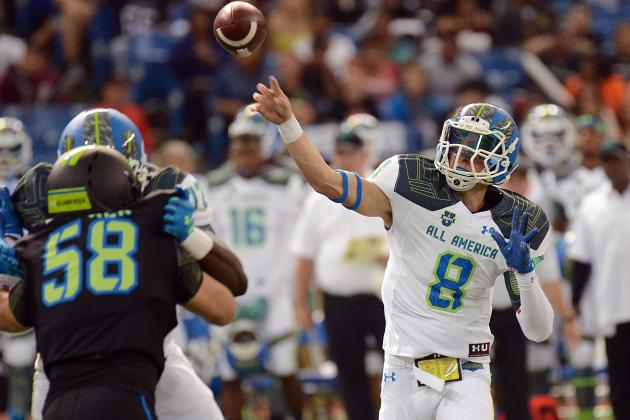 Under Armour All America Game 2015 - USA Today Sports