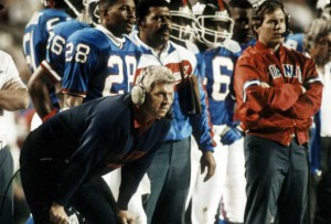 Bill Parcells og Bill Belichick