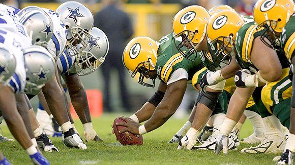 Nå venter en svært tøff utfordring i Green Bay Packers for Tony Romo og resten av Dallas Cowboys.