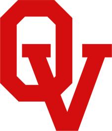 Oslo Vikings red on white logo