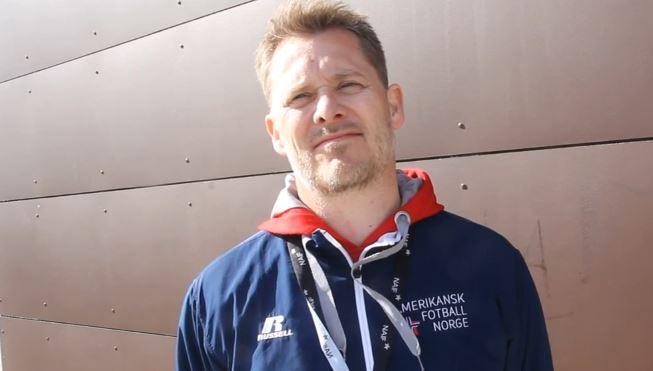 Jørgen Benestad-Johansen - screen fra video av Morten Midtsund