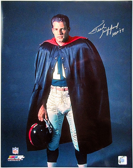Frank Gifford - signed