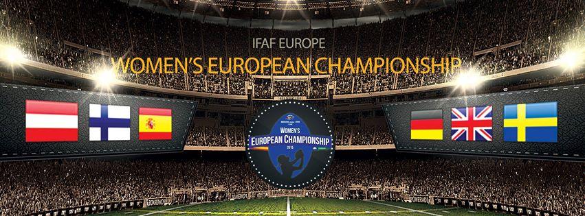 IFAF Europe EM for kvinner 2015