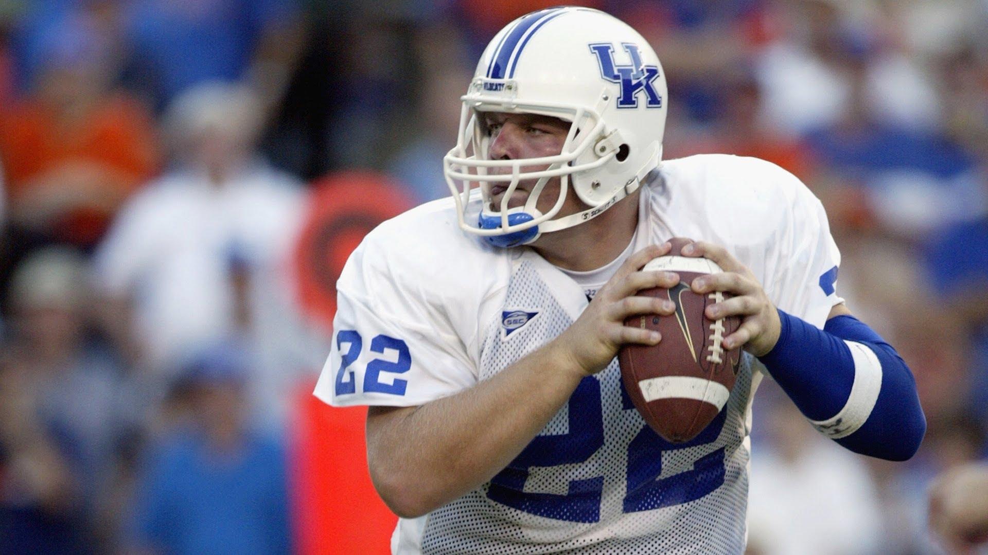 Jared Lorenzen - Kentucky football
