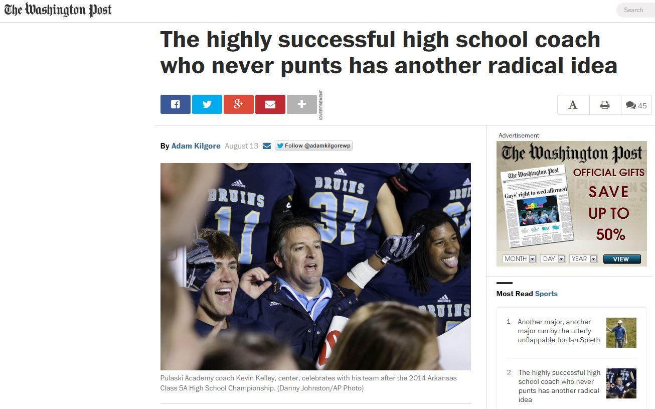 Washington Post - Kevin Kelley med nye tanker
