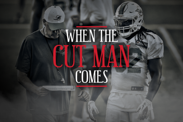 When the Cut Man comes