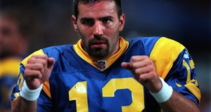 Kurt Warner snudde alt rundt for Rams da han tok over som QB.