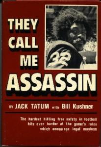 Jack Tatum - They Call Me Assassin