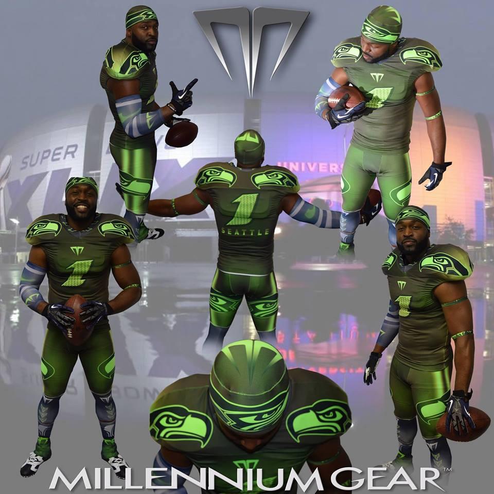 Millenium Gear - ugliest uni ever